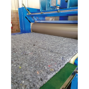 HONGE-Airlaid For Thermal Bonding,Waste Flet,Hard Felt,Wool Felt Non-Woven Machine