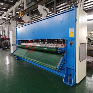 HONGE- Big Oil Box Structure , High Speed Needle Punching Machine