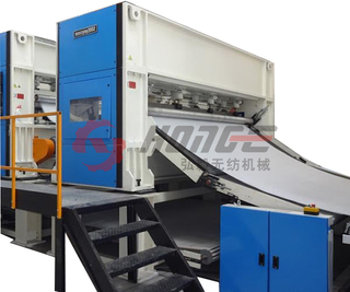 Needle Punching Production Line Supplier