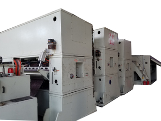 China Needle Punching Production Line Supplier