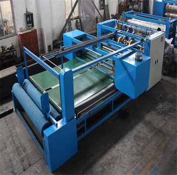 China's nonwoven machine is growing steadily